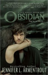 Book Review: Obsidian (Lux Series #1)
