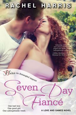 ARC Book Review: Seven Day Fiance