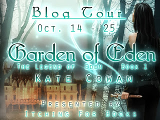 Review + Giveaway: Garden of Eden