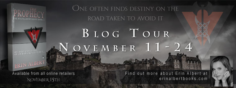 The Prophecy Blog Tour