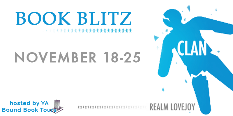 Book Blitz + Giveaway:  Clan