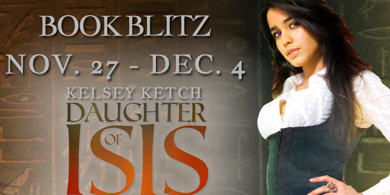 Book Blitz + Giveaway:  Daughter of Isis