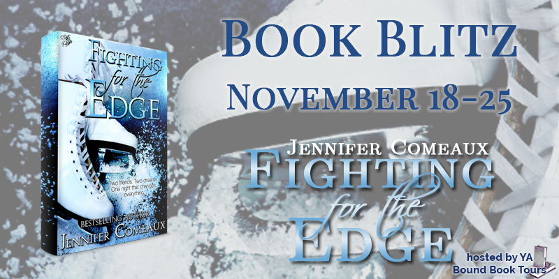Book Blitz + Giveaway:  Fighting for the Edge
