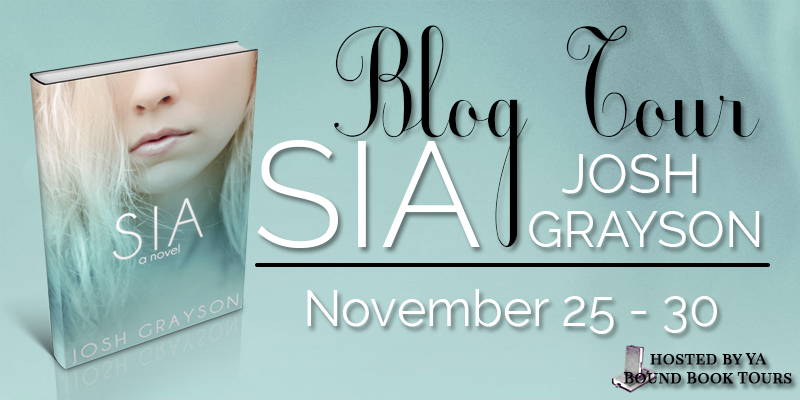 Blog Tour + Review:  Sia