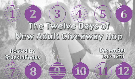 The Twelve Days of New Adult Giveaway Hop