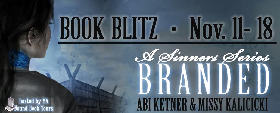 Book Blitz + Giveaway:  Branded