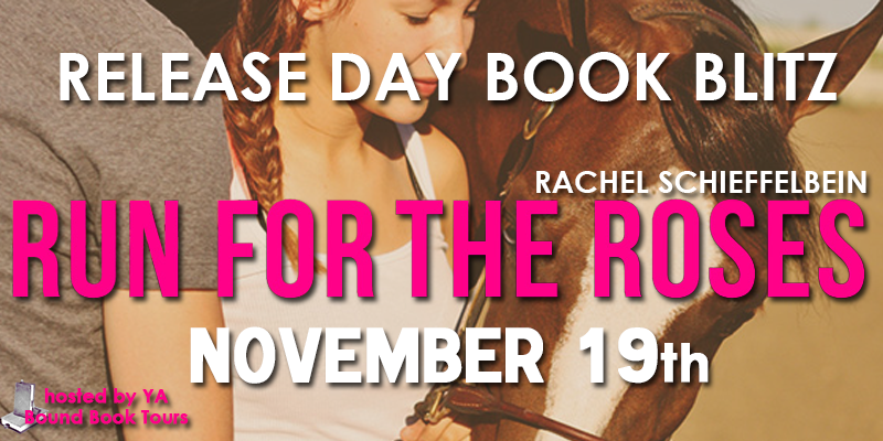 Release Day Book Blitz + Giveaway:  Run for the Roses