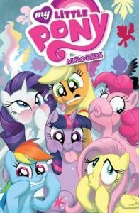 Guest Review – My Little Pony: Pony Tales Vol. 1