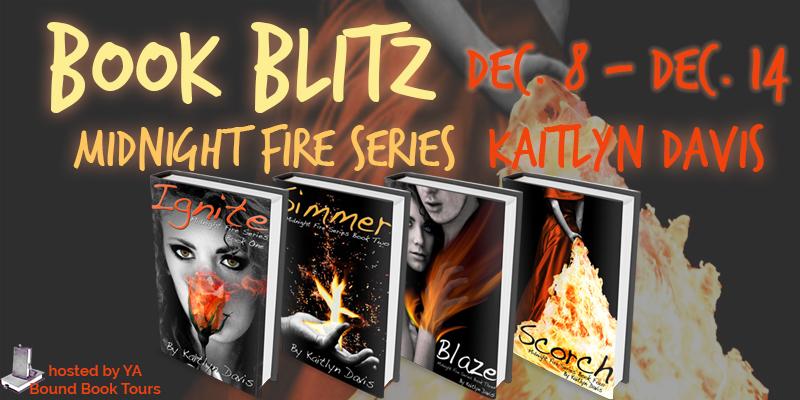Book Blitz – Midnight Fire Series