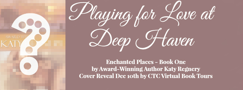 Cover Reveal – Playing for Love at Deep Haven