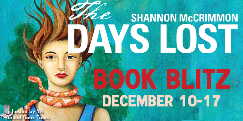 Book Blitz – The Days Lost