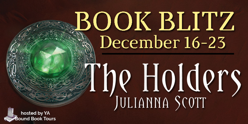 Book Blitz + Giveaway – The Holders