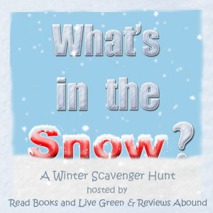 What's in the Snow? A Winter Scavenger Hunt Stop