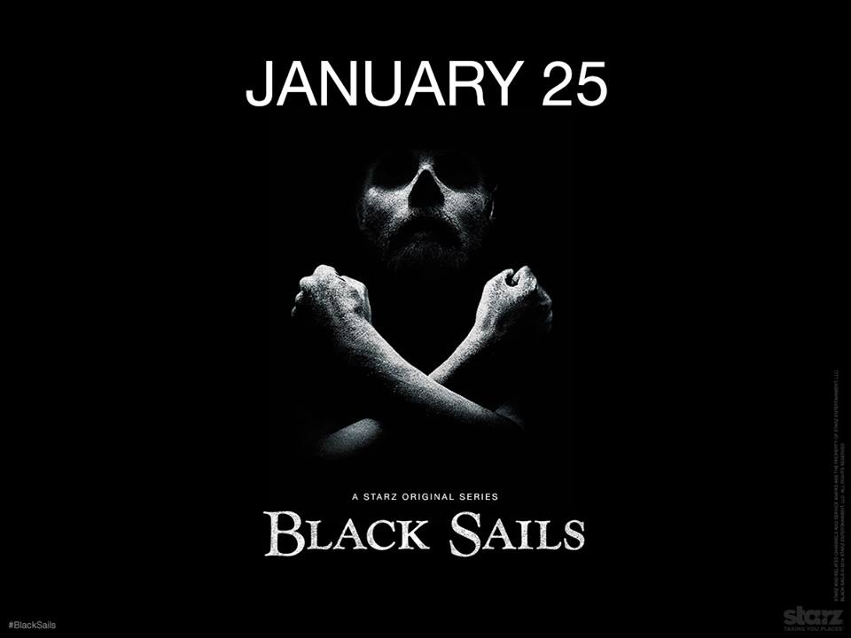 Waiting On Weds TV Pick – Black Sails
