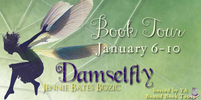 Damselfly Blog Tour + Giveaway