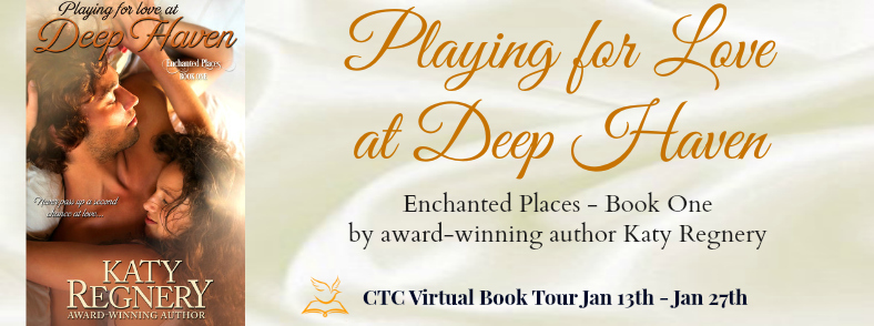 Playing for Love at Deep Haven Blog Tour + Giveaway