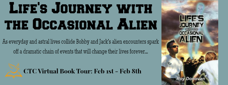 Life's Journey with the Occasional Alien Blog Tour - Excerpt + Giveaway