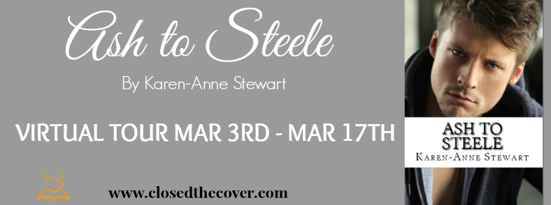 Ash To Steele Blog Tour + Giveaway