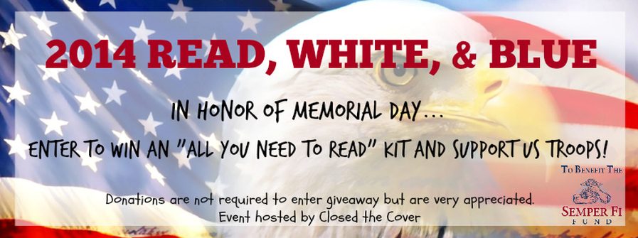 2014 Red, White & Blue Event and Giveaway