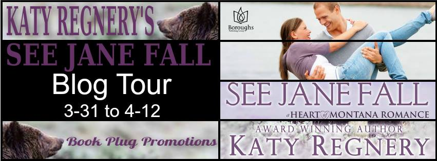 See Jane Fall Blog Tour + Giveaway