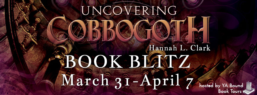 Uncovering Cobbogoth Book Blitz + Giveaway