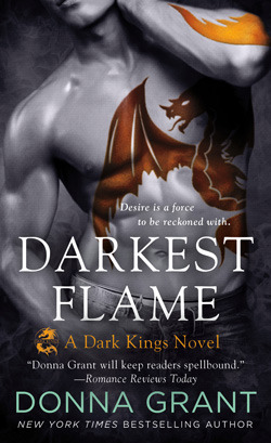 ARC Book Review – Darkest Flame