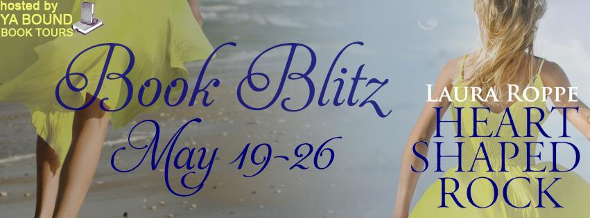 Heart Shaped Rock Book Blitz - Excerpt + Giveaway