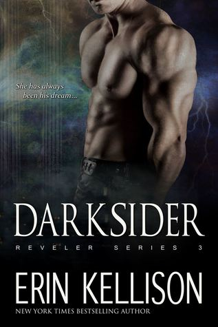 ARC Book Review – Darksider