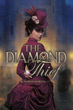 ARC Book Review – The Diamond Thief