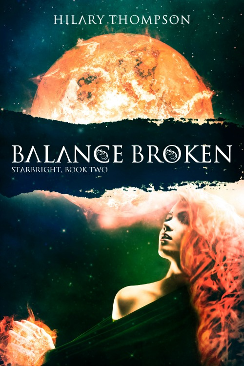 Cover Reveal & Giveaway: Balance Broken