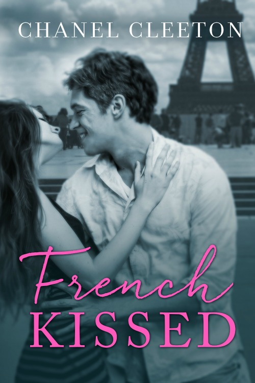 Cover Reveal: French Kissed