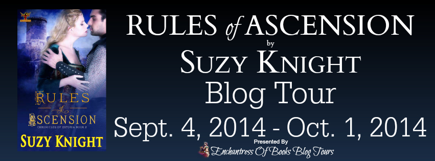 Rules of Ascension Blog Tour - Review & Giveaway