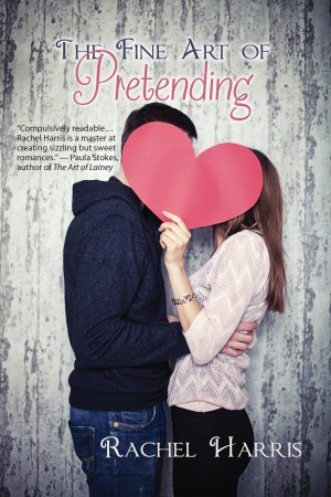 ARC Book Review – The Fine Art of Pretending