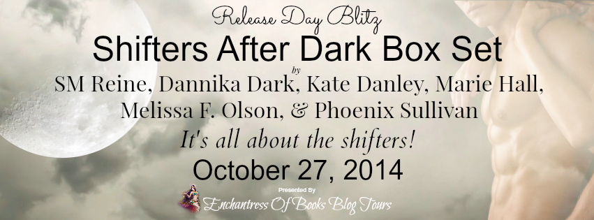 Shifters After Dark Box Set Release Day Blitz