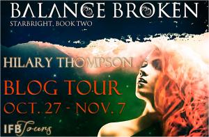 Balance Broken Blog Tour – Bookish Mood Board & Giveaway