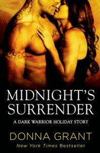 ARC Book Review – Midnight's Surrender: A Dark Warriors Holiday Novella
