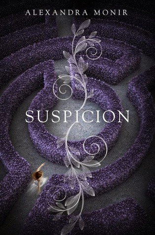 ARC Book Review – Suspicion