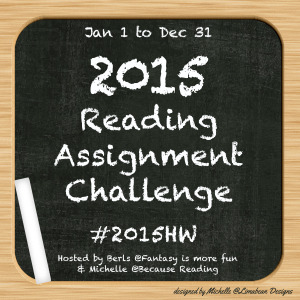 2015 Reading Challenges Wrap-Up