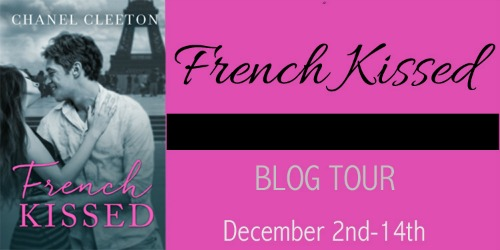 French Kissed Blog Tour - Review & Giveaway