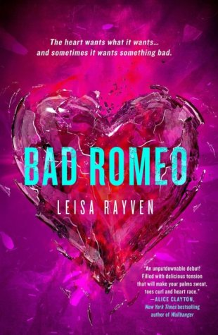 ARC Book Review – Bad Romeo
