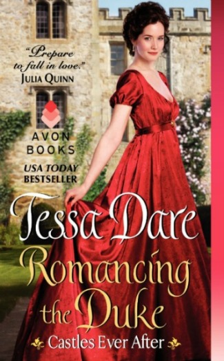 Book Review – Romancing the Duke