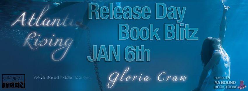 Atlantis Rising – Release Day Book Blitz & Giveaway