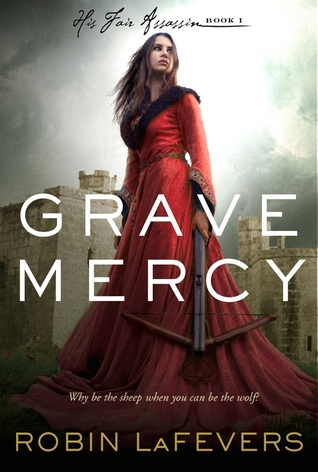Book Review – Grave Mercy