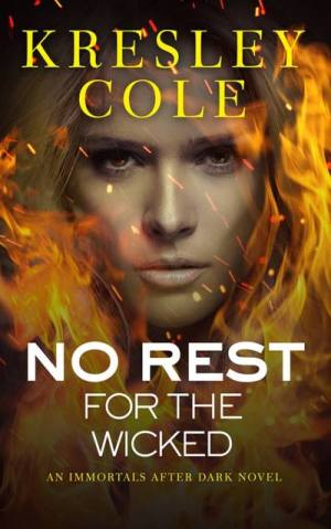Year of Kresley Cole – No Rest for the Wicked