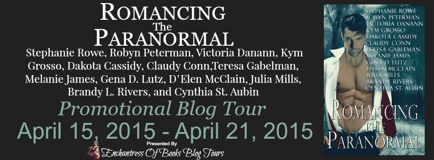 Romancing The Paranormal Box Set – Blog Tour