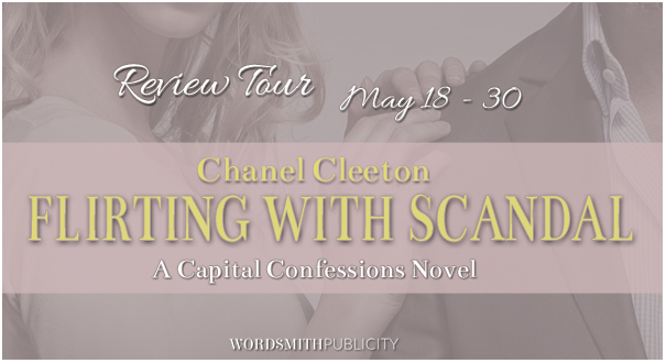Flirting with Scandal - Blog Tour, Review & Giveaway