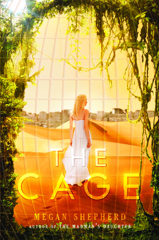 ARC Book Review – The Cage