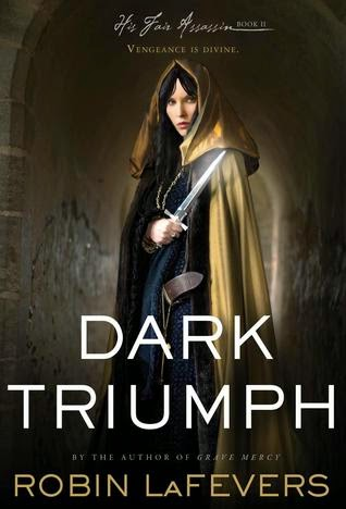 ARC Book Review – Dark Triumph