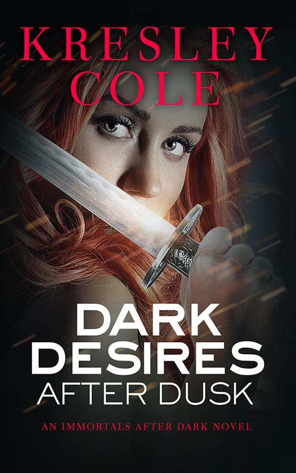 Year of Kresley Cole – Dark Desires After Dusk
