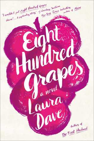 ARC Book Review – Eight Hundred Grapes